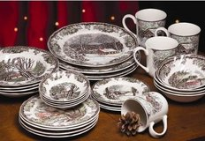 Johnson Bros- 28 Piece Place Setting, New in Fort Rucker, Alabama