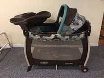 Graco Pack N Play Playard Complete in Orland Park, Illinois