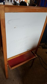 childs dryerase and chalk board stand in Fort Leonard Wood, Missouri