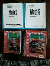 BJU math 5 curriculum in Fort Leonard Wood, Missouri