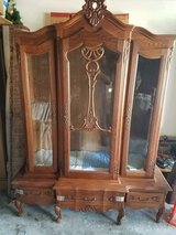 antique cabinet in Fort Bragg, North Carolina