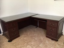large office desk in Barstow, California