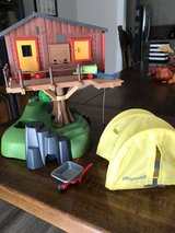 Pla-Mobil Treehouse Playset in Plainfield, Illinois