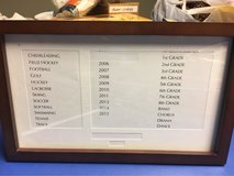 Team Photo Frame - BRAND NEW in Naperville, Illinois