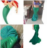 Adult mermaid Halloween costume in Camp Pendleton, California