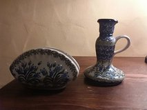 Polish pottery in Ramstein, Germany
