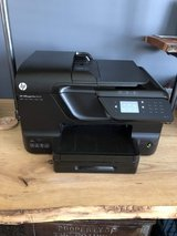 HP OfficeJet 8600 All-in-One color copier, printer, scanner, fax wireless in Yorkville, Illinois