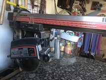 Craftsman 10 inch radial saw in Vacaville, California