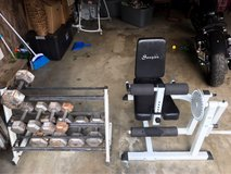 work out equipment in Fort Rucker, Alabama
