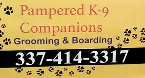 Pampered K-9 Companions in Fort Polk, Louisiana