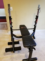 Marcy workout bench in Bolling AFB, DC