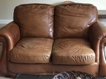 leather sofa two seat in Fort Campbell, Kentucky
