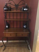 Wine rack in Fort Leonard Wood, Missouri