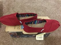 Toms shoes in Biloxi, Mississippi