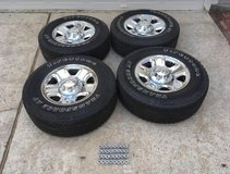 Ram 2500 Tires and Wheels in Spring, Texas
