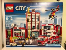 LEGO CITY FIRE STATION #60110 in Katy, Texas