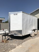 Cargo Trailer in Kirtland AFB, New Mexico
