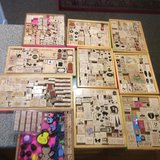 Stampin' Up! Stamps and few misc. stamps (Over 560 Total) in Fort Campbell, Kentucky