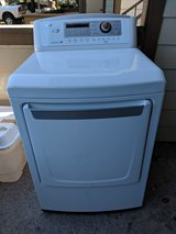 Electric LG Washer and Dryer for sale in Vacaville, California
