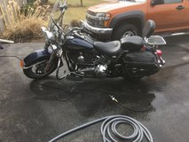 2008 Harley Heritage Softail Classic FLSTC sale or trade in Aurora, Illinois