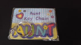 Aunt Keychain in Beaufort, South Carolina