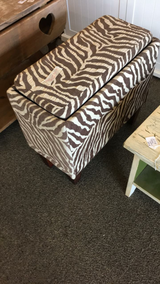 Foot Stool with Storage in Fort Leonard Wood, Missouri
