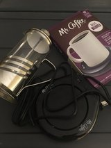 Portable coffee maker and coffee warmer in Plainfield, Illinois