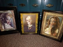 Lenticular picture in frames in Kingwood, Texas
