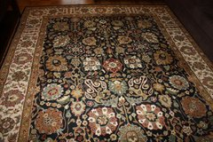 100 % Pure  Wool  Indian Rug in Beale AFB, California