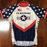 Primal Wear US Military Cycling Jersey medium excellent Bike in Okinawa, Japan