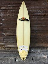 "6'5"" Custom Surfboard in Okinawa, Japan"