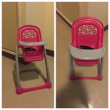 doll high chair in Okinawa, Japan