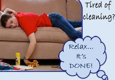 Tired or no time for the Pcs& Move out Cleaning? in Ramstein, Germany