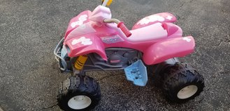 Power wheels in Naperville, Illinois