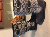 Coach Boots 2 pairs in Fort Knox, Kentucky