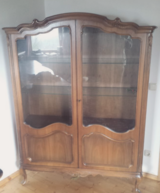 Chippendale Hutch in Ramstein, Germany