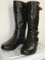 Women's Black Boots in Ramstein, Germany