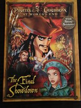 NEW Disney Pirates of the Caribbean-At World's End-The Final Showdown Coloring/Activity book in Camp Lejeune, North Carolina