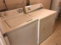 washer and dryer set in Wilmington, North Carolina