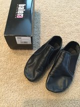 Balera Black Jazz Shoes....size 4 in Naperville, Illinois