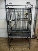 large bird cage need to sale asap  to help friend in Fort Leonard Wood, Missouri