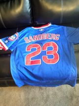 Ryan Sandberg Jersey pull over in Fort Leonard Wood, Missouri