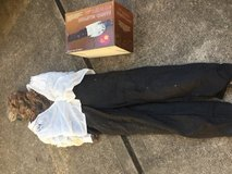 The Inflatable Halloween Realistic Corpse in Kingwood, Texas