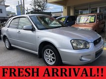 2004 SUBARU IMPREZA HATCHBACK **FRESH ARRIVAL!!** WITH NEW JCI AND 1 YR WARRANTY!! in Okinawa, Japan