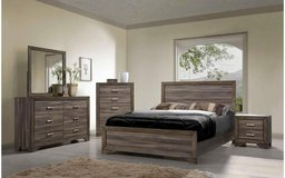 New 5 piece queen bedroom set in Wilmington, North Carolina