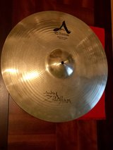 "Zildjian A Custom Medium Ride 20"" in Westmont, Illinois"