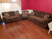 Living Room Couch Set! in Warner Robins, Georgia