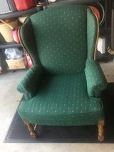 Beautiful well made chair. Very clean, comfortable, sturdy and has some great looking wood detai... in Lockport, Illinois