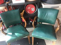 Two vintage chairs perfect for the office or home. Price is for both. in Lockport, Illinois