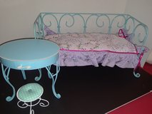 American Girl Day Bed and Vanity in The Woodlands, Texas